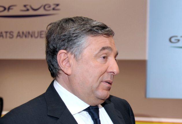 Jean-François Cirelli, ici à Paris le 27 février