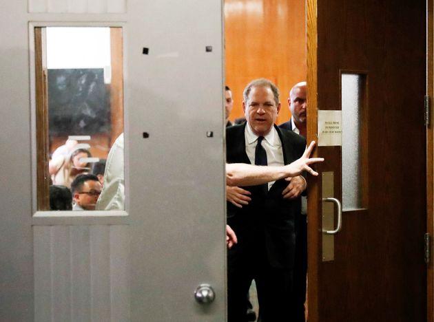 El juicio a Harvey Weinstein, una