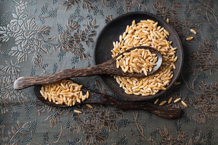 Kamut contains 30% more protein than wheat.