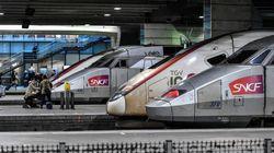 2 TGV sur 3 et 1 TER sur 2 vendredi, au 30e jour de