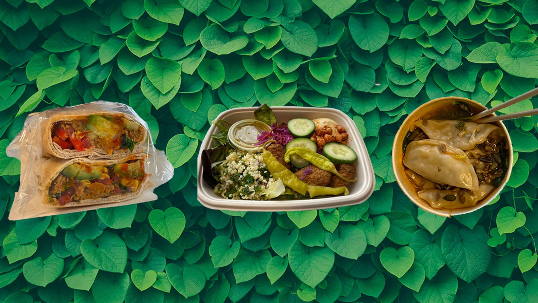 Vegan Lunches On The High Street, From Eat And Pret To M&S And Boots