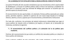 Lee aquí el documento del acuerdo entre PSOE y