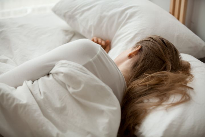 Contrary to popular belief, you actually sleep better sober.
