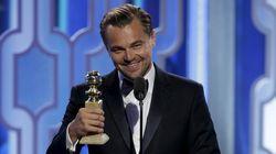 Les Golden Globes 2020 seront 100% vegan (et Leonardo DiCaprio est