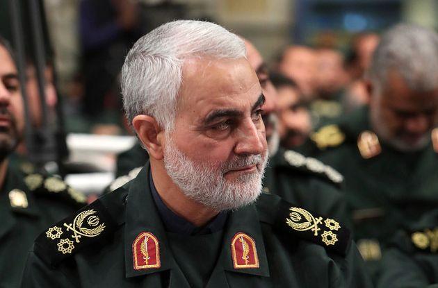 Qassem Soleimani sur une photo fournie par le gouvernement iranien le 2 octobre