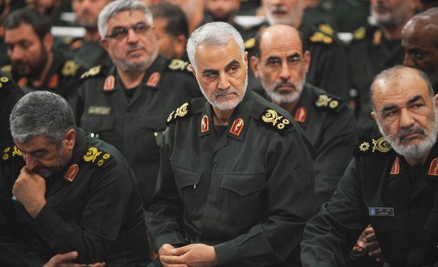 El general Qasem Soleimani, en una imagen de