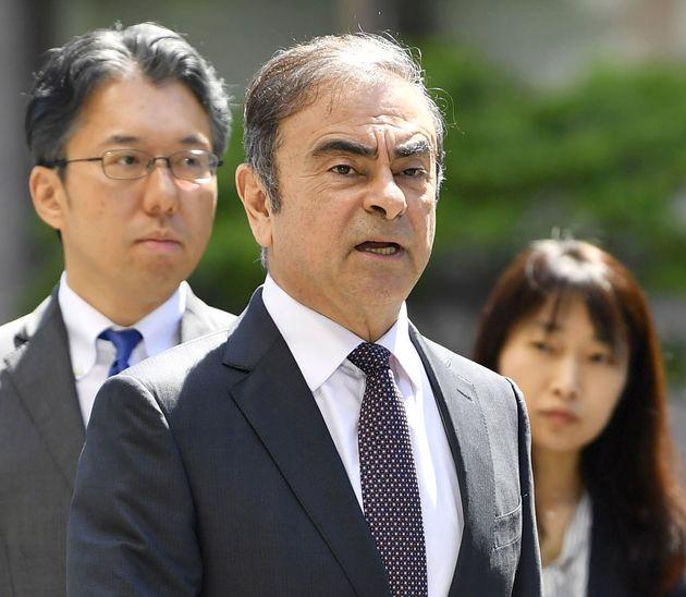 カルロス・ゴーン被告(2019年5月)