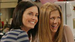 El guiño de 'Friends' que ha cobrado vida 17 años