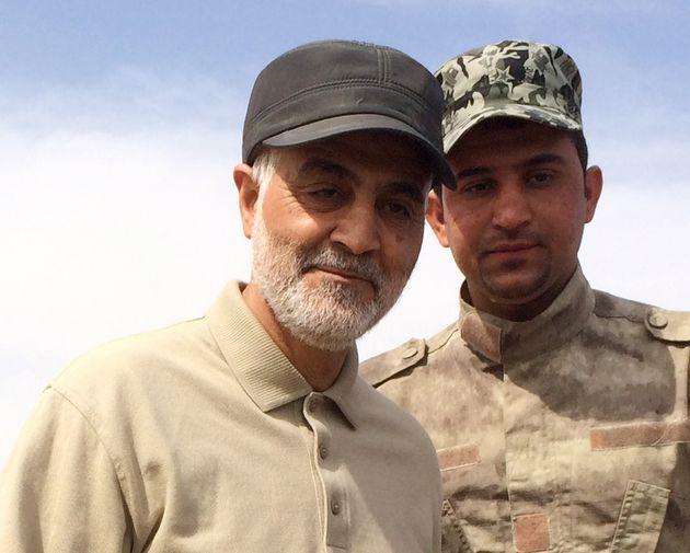 Ο κορυφαίος Ιρανός στρατηγός Κασέμ Σολεϊμανί νεκρός σε αμερικανική επίθεση με εντολή