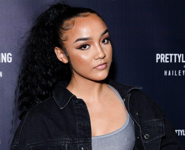 Lexii Alijai en un evento el 5 de noviembre de 2018 en California, Estados