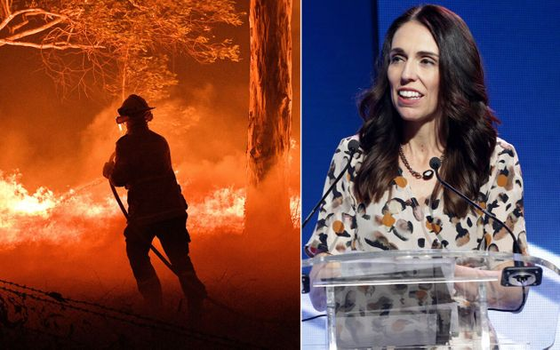 Jacinda Ardern has sent another team of firefighters to help with the bushfire crisis that has killed...
