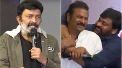 Drama In Telugu Film Industry: Rajasekhar Resigns, Chiranjeevi-Mohan Babu Hug And Make