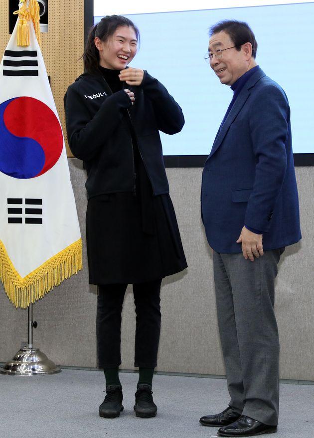 1월 3일 서울시청