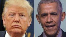 Trump Tua Tweet Tentang Obama Menyerang Iran Untuk Pemilihan Ulang Kembali Menghantui Dia