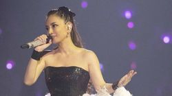 가수 하마사키 아유미가 '출산 후 한 달 만에 콘서트' 논란에 한