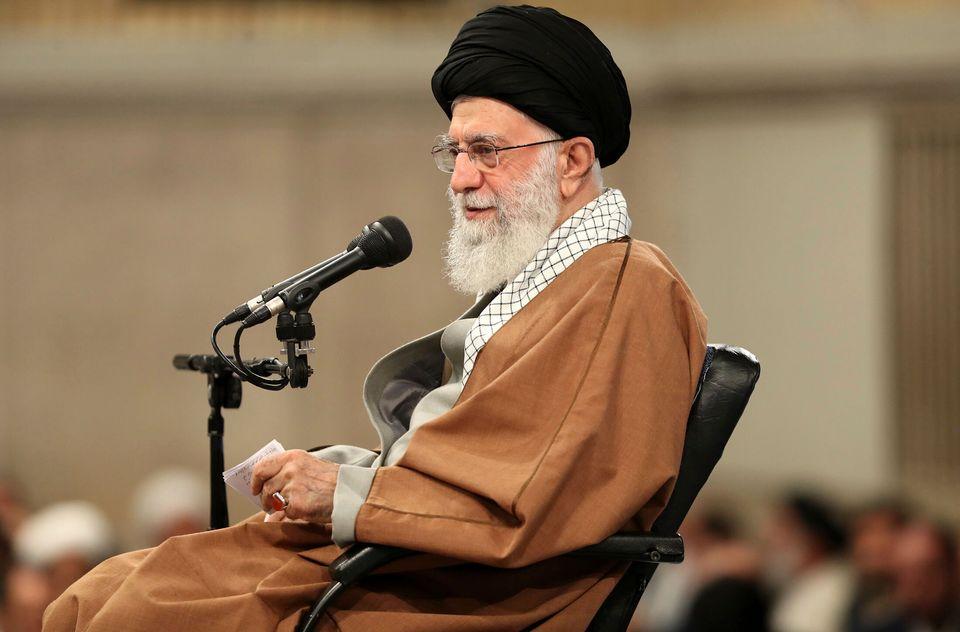 Ayatollah Ali Khamenei has vowed harsh revenge over the