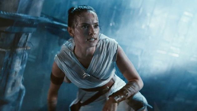 The Rise Of Skywalker Struggling To Match Box Office Success Of Previous Star Wars Films