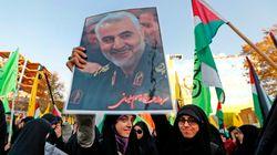 Soleimani era o soldado celebridade do Irã e rival de Donald