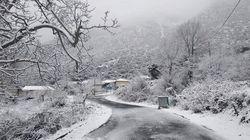 Εκτακτο δελτίο επιδείνωσης καιρού: Ερχονται χιόνια και καταιγίδες την
