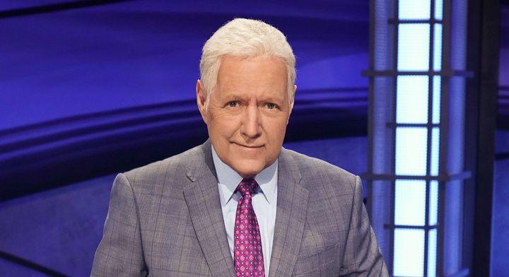 "Alex Trebek on ""Jeopardy!"""