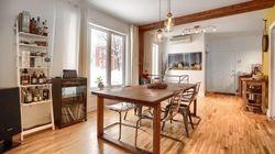 Un condo de 2 étages à Montréal pour 425