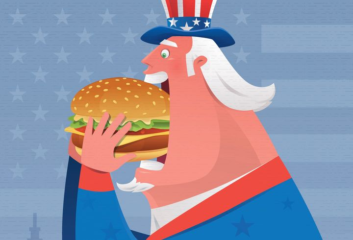 """The&nbsp;Boston Globe dubbed the phenomenon of post-election weight gain the &ldquo;<a href=""""https://www.bostonglobe.com/lifestyle/2016/11/18/call-trump/L2FVYYWOWhLk8JLE7JcElO/story.html"""" target=""""_blank"""" rel=""""noopener noreferrer"""">Trump 10</a>.&rdquo;"""