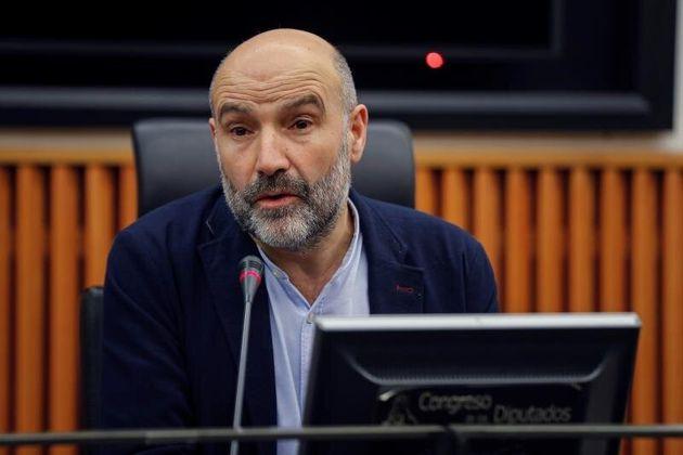 El diputado del Bloque Nacionalista Gallego en el Congreso, Néstor