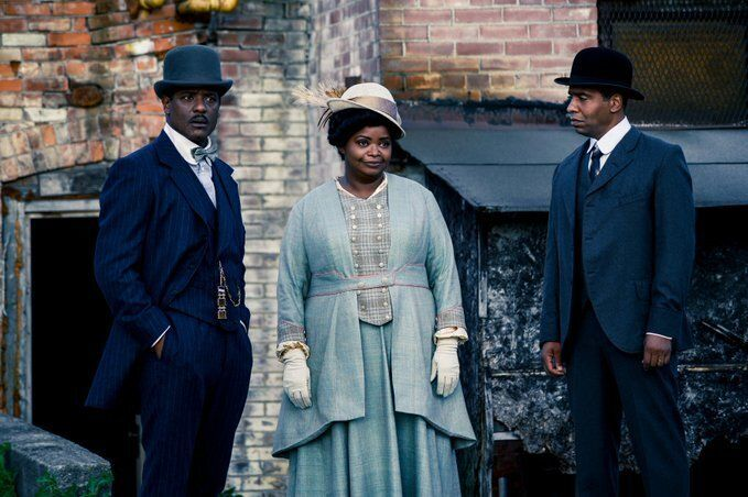 """A first look at Netflix's """"Self Made: Inspired by The Life of Madam C.J. Walker."""""""