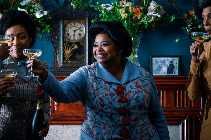 Spencer and Tiffany Haddish star in the limited series.