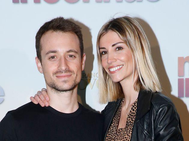 Hugo Clément et Alexandra Rosenfeld, ici à Paris le 1er avril