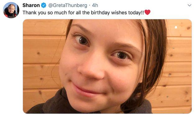 Greta Thunberg se rebaptise Sharon après le fail de cette candidate de jeu