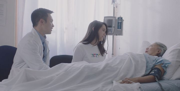 A health video by the Pilipino American Stroke Intervention Project alerts Filipinos on stroke warning signs.