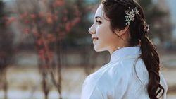 '미수다' 아비가일이 오늘(4일) 군인 남친과 결혼식을