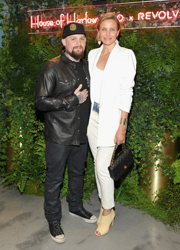 Cameron Diaz And Benji Madden Annnounce The Arrival Of Baby Daughter Raddix