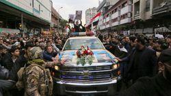 Migliaia ai funerali di Soleimani in Iraq, presente il premier. Domani esequie a