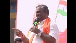 Karnataka BJP Leader's Warning To Muslims On CAA: 'We Are 80%, You Are Just