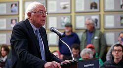 Le message anti-guerre de Sanders fait mouche dans la génération