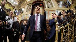 Cuando Sánchez se puso esa corbata para la investidura no se imaginaba lo que iba a ocurrir (o