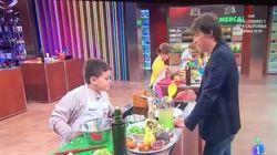 Un niño deja chafado a Jordi Cruz en 'MasterChef': seis palabras que no se habían atrevido a decirle