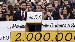 Mancati rimborsi: una decina di parlamentari M5s a rischio espulsione. Sanzioni per altri