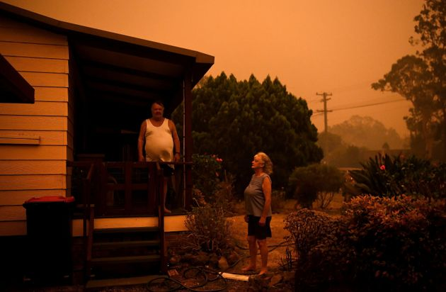 Χωρίς τέλος η καταστροφή από τις φωτιές στην Αυστραλία: Εκτός ελέγχου οι