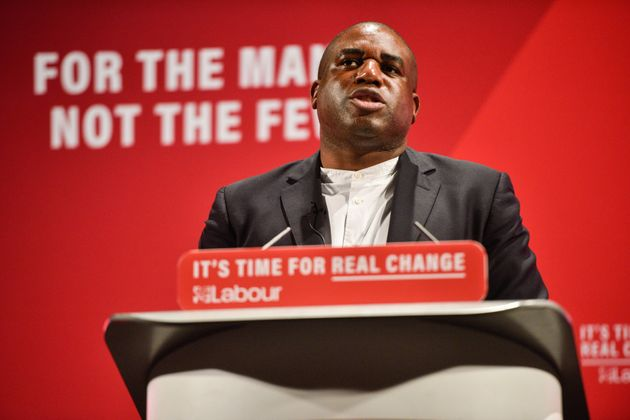 Labour MP David Lammy has said he won't be running as a leadership
