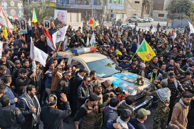 Morte do líder iraniano Qassem Soleimaniampliou o espectro de conflitos mais amplos no Oriente
