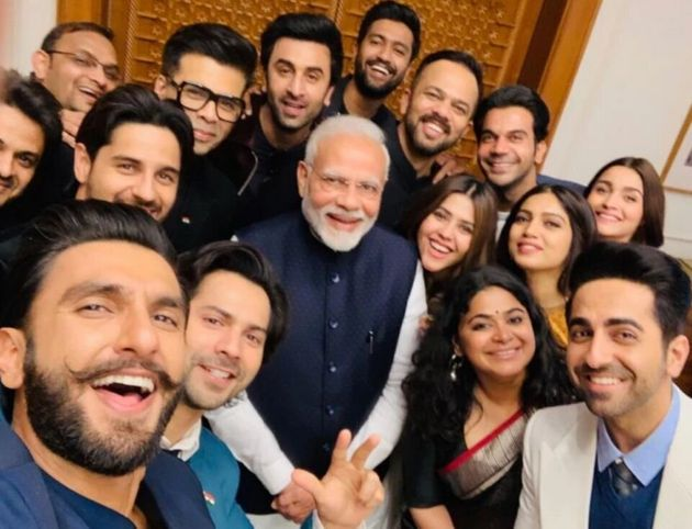 Worried Modi Govt Organises CAA Dinner With Bollywood To Amplify Support