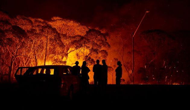 Depuis la fin du mois de septembre, l'Australie fait face à une situation critique face aux