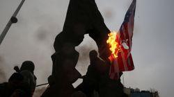 Επίθεση με ρουκέτες κοντά στην αμερικανική πρεσβεία στη