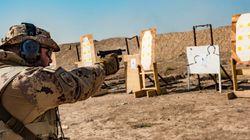 L'OTAN suspend la mission de formation que dirige le Canada en