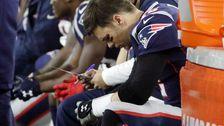 New England Patriots, scheiden Aus Playoffs Als Fragen Wirbeln Über Tom Brady ' s Zukunft