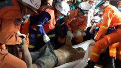 Καμπότζη: Τουλάχιστον 36 νεκροί μετά από κατάρρευση