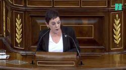 Lo que se ha escuchado en el Congreso mientras hablaba la diputada de EH
